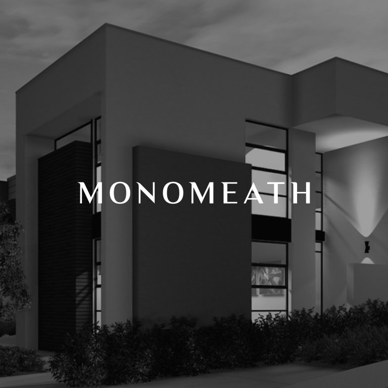 Monomeath Brand Identity
