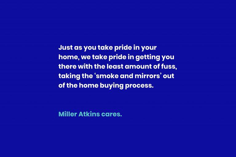 Miller Atkins Brand Positioning