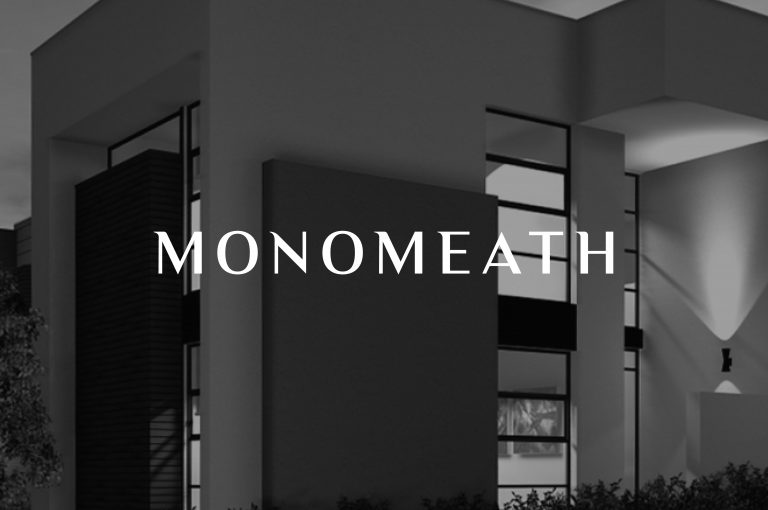 Monomeath Brand Identity